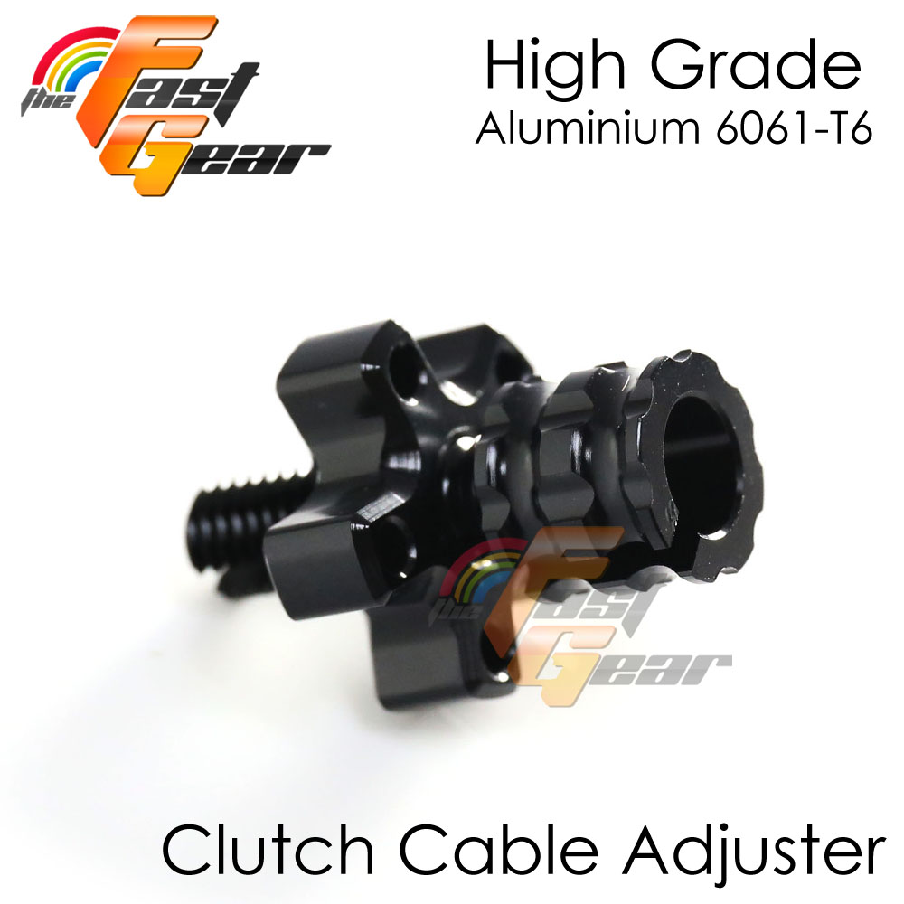 CNC Clutch Cable Adjuster Fit Honda CBR900RR 92 93 94 95 96 97 98 99